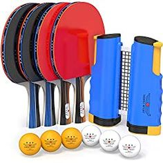 Ultimate Gift Guide for Teenage Boys - Budgeting for Bliss Table Tennis Net, Table Tennis Racket, Best Ping Pong Table, Tennis Pictures, Tennis Accessories, Ping Pong Paddles, Things That Bounce, Outdoor Play, Indoor Outdoor