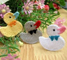 Duck Applique CROCHET PATTERN PDF by EverLaughter on Etsy