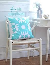 applique quilted pillows - Google Search