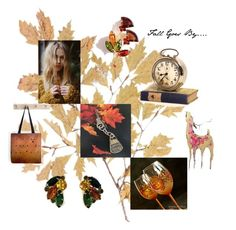 """""""Daylight Savings...Fall Back"""" by weelambievintage ❤ liked on Polyvore featuring vintage"""