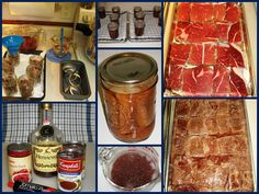 Canned Beef Cubes