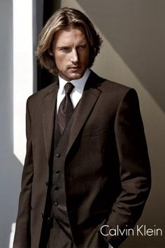 espresso brown groomsmen.. different than your everday black.. i love it <3