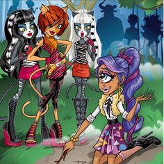 Академия Монстров - Monster High
