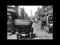 Amazing Historical Footage of San Francisco's Market Street Before and After the 1906 Earthquake - Fullact Trending Stories With The Laugh Mixture Incredible Film, Amazing, Weather Records, San Francisco Earthquake, Trading Places, Home History, Vintage Videos, Rare Videos, Moving Pictures