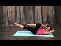 18 min Pilates Routine with Ana Caban #pilates