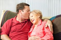 It can be difficult sometimes spending quality time with an elderly loved one who has Alzheimer's disease. Often it feels as though you're talking with a completely different person than the one that you knew and that can be disconcerting. Use some of these techniques to make your time with your loved one the best that it can be.