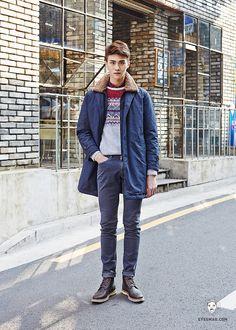 Shin jae hyuk  #streetfashion #style #kfashion #male #model #korean #daily