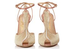 Charlotte Olympia Beverly Hills Mae West Sandal $1,095