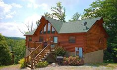 Amazing Escape - 2BR/2BA cabin rental in Pigeon Forge, TN.  Sleeps 6