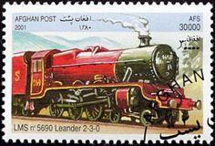 LMS No. 5690 Leander 2-3-0