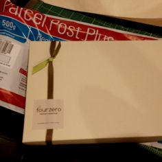 Gift wrapping & postage