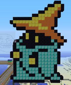 final fantasy pixel art - Google-haku