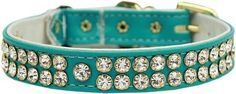 Swank Cat Collar Turquoise Size 12 *** New and awesome product awaits you, Read it now  (This is an amazon affiliate link. I may earn commission from it)