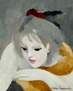 Мари Лорансен «Задумчивая»