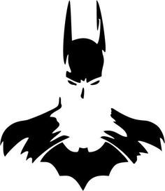 Batman - Abstract - Vinyl Car Window and Laptop Decal Sticker - Decal - Car and Laptop Window Decal Sticker - 1 Batman Tattoo, Batman Logo, Art Clipart, Vector Art, Batman Dark, Batman The Dark Knight, Batman Vs, Vinyl Art, Skull Art