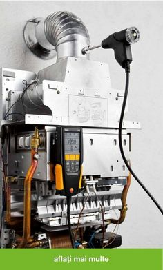 Combustion Analyzers: Kits Or Stand-Alone Options Fuel Oil, Home Appliances, Kit, Technology, Products, House Appliances, Tech, Heating Oil, Tecnologia