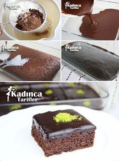 - Kadınca Tarifler - Sodalı Islak Kek Tarifi Sodalı Islak Kek Tarifi Sodalı Islak Kek Tarifi Welcome to our website, - Soda Cake, Pasta Cake, Gateaux Cake, Fudge, Pudding Cake, Moist Cakes, Turkish Recipes, Cake Cookies, Chocolate Recipes