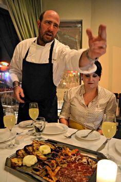 Two great Colorado folk in one great place - Grace Boyle of Grace (full) Plate blogs about Frank Bonanno's Luca d'Italia Cookbook.