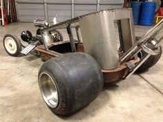 Epic!! Kids Kart. Rat Rod.