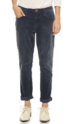 Current/Elliott The Fling Corduroy Pants