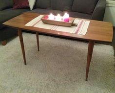 Vintage sohvapöytä, aarrerati.fi-verkkokauppa