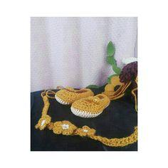 Saya menjual Crochet baby shoes and head band seharga Rp35.000. Dapatkan produk ini hanya di Shopee! https://shopee.co.id/wijayacraft/750682830/ #ShopeeID