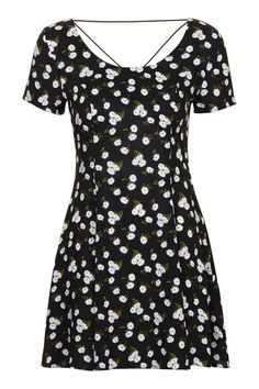 Floral Print Dress By Topshop Finds