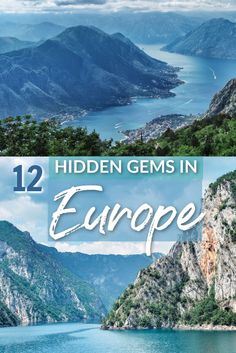 Europe is a magnet for tourism. Due to cheap airfare and social media hype, it seems like every square meter of this beautiful continent has already been trampled over. This begs the question: are there any hidden gems left in Europe?  I've asked some of my favorite travel bloggers and local experts who know Europe best. Here are some of the 12 best hidden gems in Europe that have escaped the crowds in 2019.