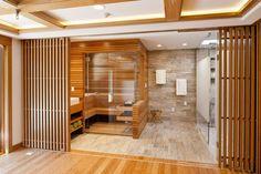 Chestnut Hill Residence by OMA and A+SL Studios   HomeDSGN, SAUNA/BATHROOM