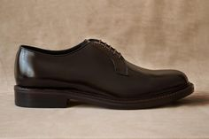 #criscishoes plain toe blucher in #calfskin // #crisci #shoes #footwear #shoemaker #menshoes #handmadeshoes #sprezzatura