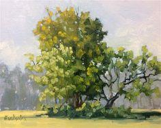 """Daily Paintworks - """"Challenge 8"""" - Original Fine Art for Sale - © Linda Blondheim"""