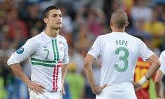 Bồ Đào Nha có hai diễn viên siêu hạng trước ĐT Iceland