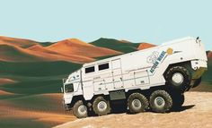 Global Expedition Vehicle-The ultimate BOV?
