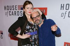 Love is Blind Celebrities (5 of 37): Amber Tamblyn and David Cross