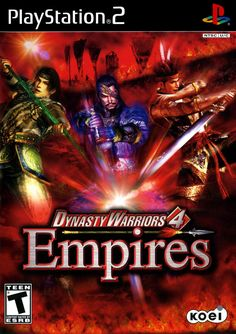 Dynasty Warriors 4: Empires | Koei Wiki | Fandom powered by Wikia