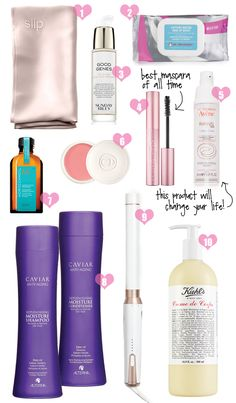 The 10 Beauty Products I can't live without