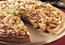 Taffy Apple Pizza - The Pampered Chef® I'm making this at my next Pampered Chef Show...YUM!