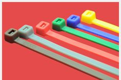 Huge selection of Cable Ties, Zip Ties, Stainless Steel Cable Ties, Coloured Cable Ties, Printed Cables at cheap prices!