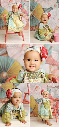 Matilda Jane Collection is sooo precious!!! Different outfits with the same materials.