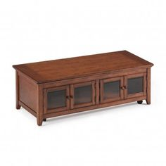 Magnussen Harbor Bay Lift Top Cocktail Table in Toffee - T1392-50