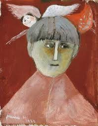 Hungarian Margit Anna, born Margit Sichermann, 1913~1991