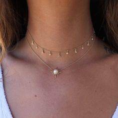 Favorites! Melati Jewelry (top) Amaya Jones Jewelry (bottom)