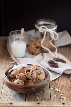 Biscottini Morbidi Di Segale, Avena E Cioccolato
