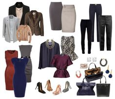 How to create chic styles for the office