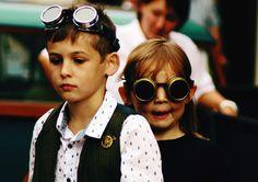 www.szeptaki.pl steampunk kids