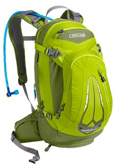An update on a longtime favorite, the redesigned CamelBak M. NV hydration pack provides plenty of gear storage and water capacity to let you enjoy the riding trails all day long. Assault Pack, Used Bikes, Hydration Pack, Outdoor Apparel, Hip Ups, Cycling Bikes, Gym Rat, Golf Bags, Luggage Bags