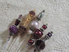 Vintage style hat pins