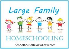 Large family #homeschooling. #homeschool #blogcarnival