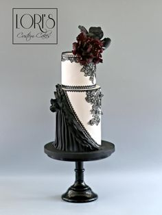Couture Cakers Collaboration by Lori Mahoney (Lori's Custom Cakes)