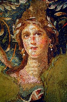 A mosaic preserved in Zippori (Sephoris) National Park in Israel, site of excellent Roman ruins and mosaics. p'd by p'r marilenesantana/mosaico-mosaic/ Roman History, Art History, European History, American History, Ancient Rome, Ancient History, Ancient Aliens, Ancient Greece, Empire Romain